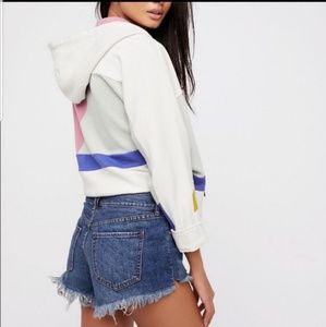 Free people short in excellent condition
